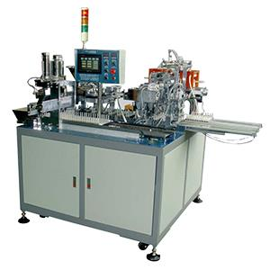 Semi-automatic glue filling machine
