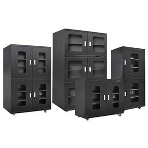 Anti-static moisture proof cabinet