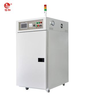Semiconductor clean oven
